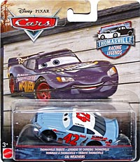 Cal Weathers - Single - Thomasville Racing Legends