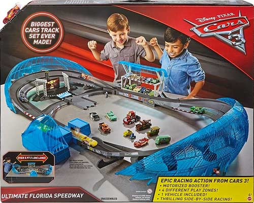 Ultimate Florida Speedway - Playset
