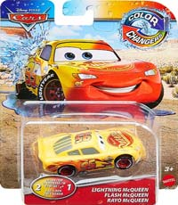 Lightning McQueen - Color Changers Single
