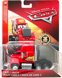 Cars 3 Mack - Deluxe - Rust-Eze Racing Center
