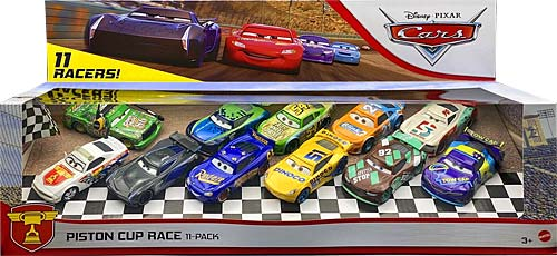 Piston Cup Race - 11-Pack