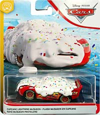 Cupcake Lightning McQueen - Single - Funny Flashbacks