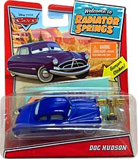 Doc Hudson - Single - Welcome to Radiator Springs