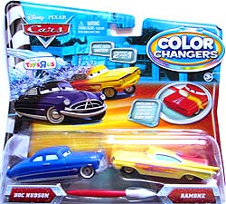 Doc Hudson (color changer), Ramone (color changer) - Color Changers Double