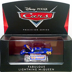 Fabulous Lightning McQueen (Precision Series) - Single