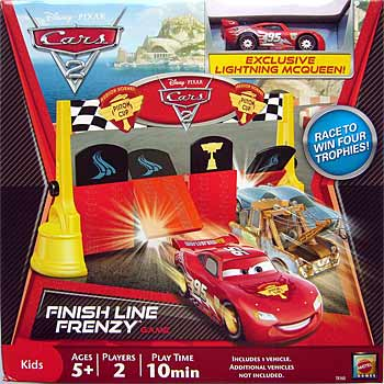 Finish Line Frenzy - Playset