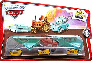 Tractor, Brand New Mater, Wedding Day Ramone - 3 Pack