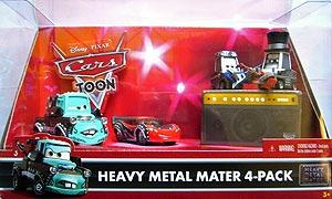 """""""Quelles différences entre cars toons single et ceux des packs 4 """" Heavy_metal_mater_cars_toon_pack"""