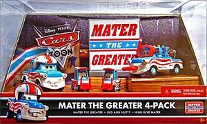 """""""Quelles différences entre cars toons single et ceux des packs 4 """" High_dive_mater_cars_toon_pack_de_4"""