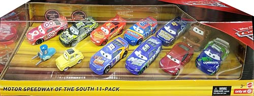 Motor Speedway of the South 11-Pack