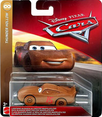 Lightning McQueen as Chester Whipplefilter - Single - Thunder Hollow
