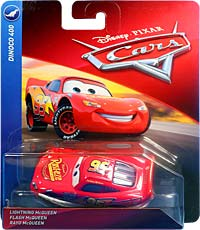 Lightning McQueen - Single - Dinoco 400
