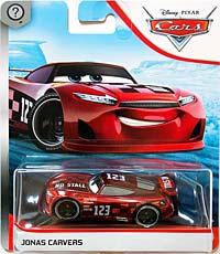 Lot de 2 VOITURES DISNEY PIXAR CARS Michael rotor et Barry depedal