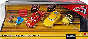 Fireball Beach Race 4-Pack