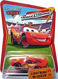 #1. Lightning McQueen (without Rusteze sticker) - Single