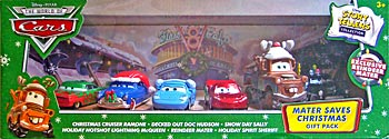 Mater Saves Christmas - Gift Pack