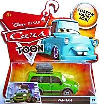 La production de véhicules Cars 1 n'est pas finie !!! Van_san_cars_toon_single
