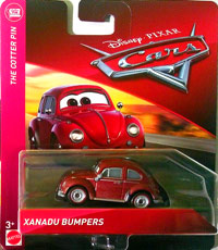 Xanadu Bumpers - Single - The Cotter Pin