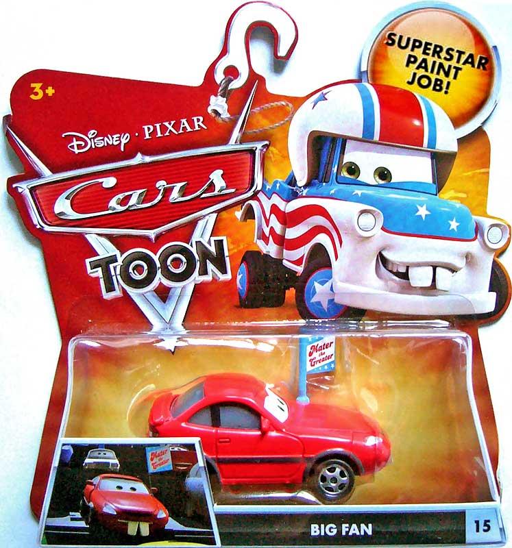 World Of Cars : Présentation Du Personnage Mater The