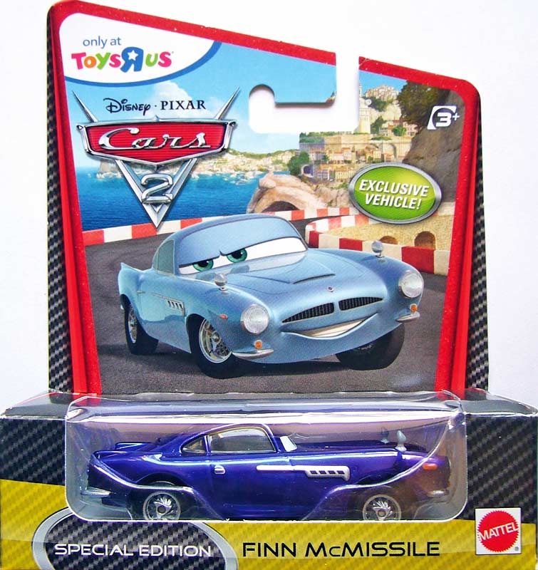 Cars 2 Spy Attack Finn Mcmissile: World Of Cars : Présentation Du Personnage Finn McMissile