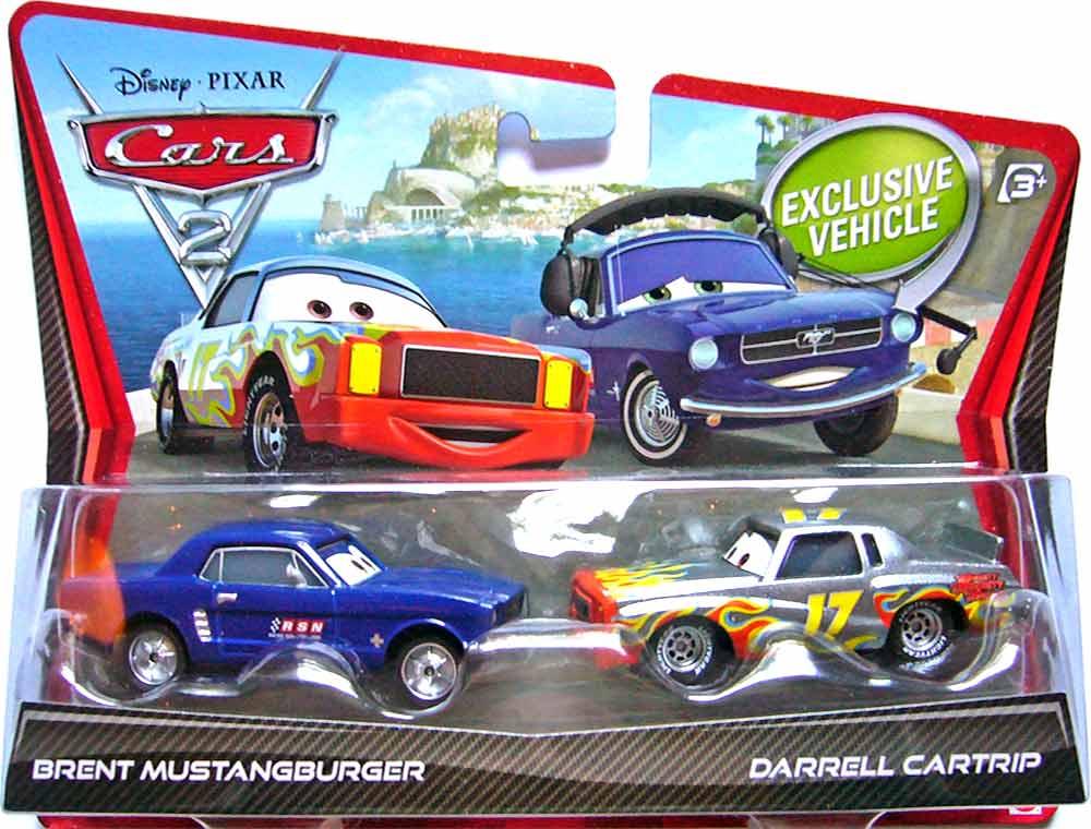 World of cars base de donn es des voitures dit es par mattel pour disney pixar cars - Nom voitures cars 2 ...