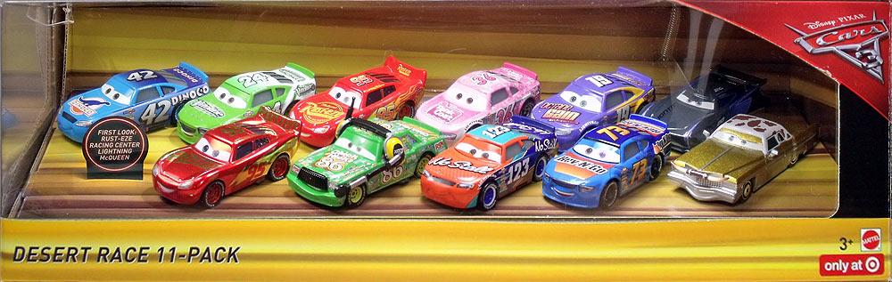 Cars  Desert  Race Pack