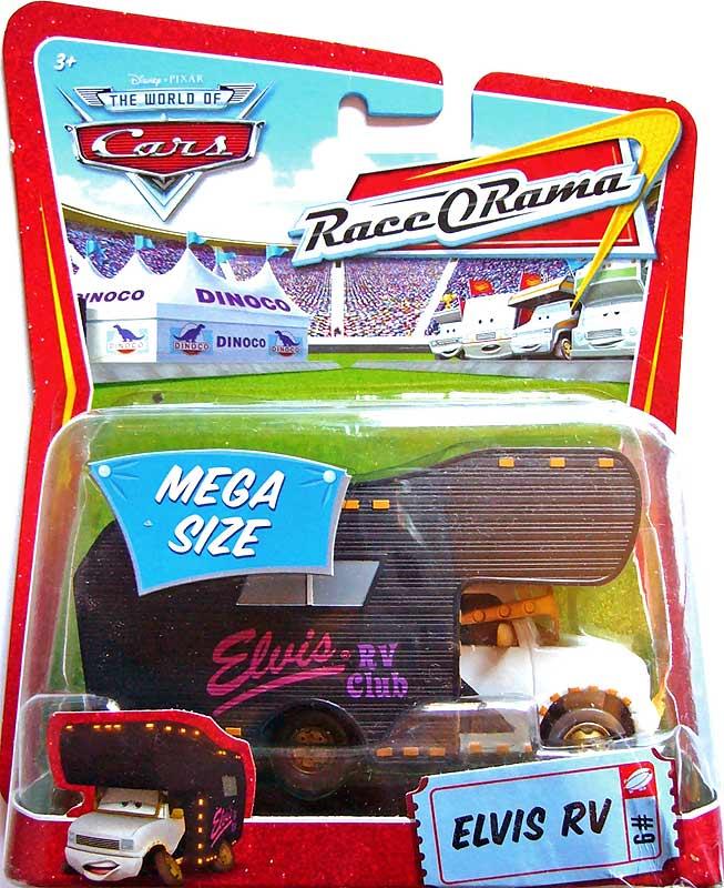 Cars Race O Rsma Elvis Rv