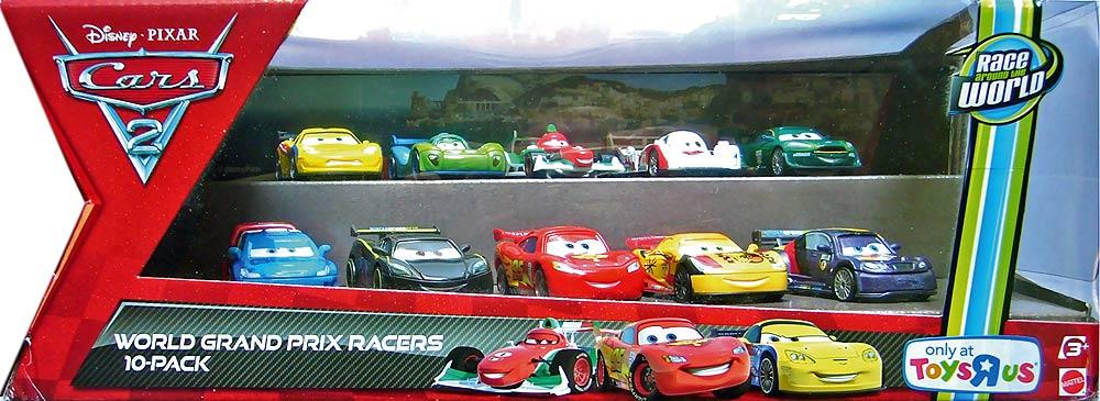 Cars  World Grand Prix Racers  Pack