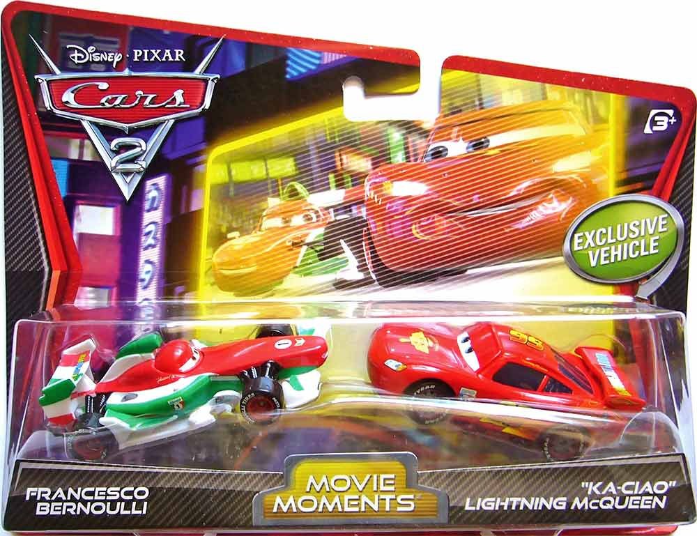 Cars  Tokyo Race Party  Pack