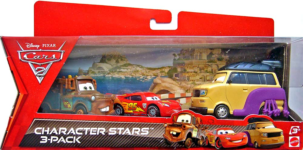 World of cars pr sentation du personnage martin tow mater for Sarge automobiles garage serus