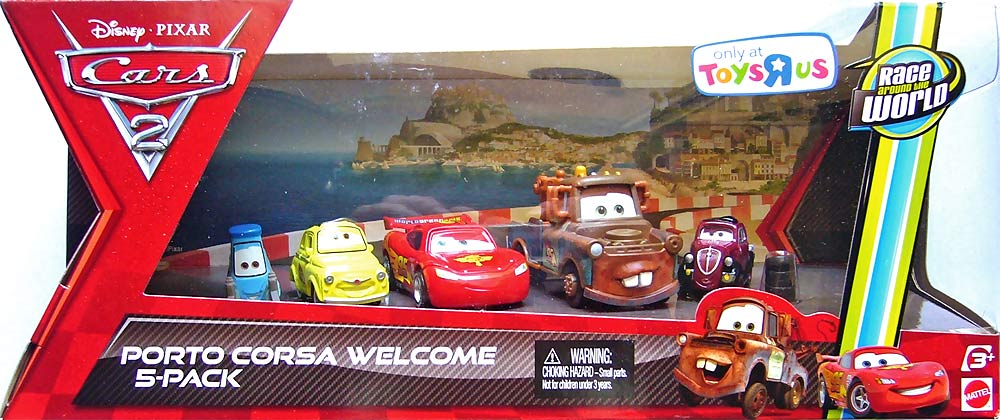 World of cars pr sentation du personnage luigi for Sarge automobiles garage serus