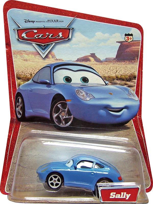 World of cars base de donn es des voitures dit es par mattel pour disney pixar cars - Voiture sally cars ...