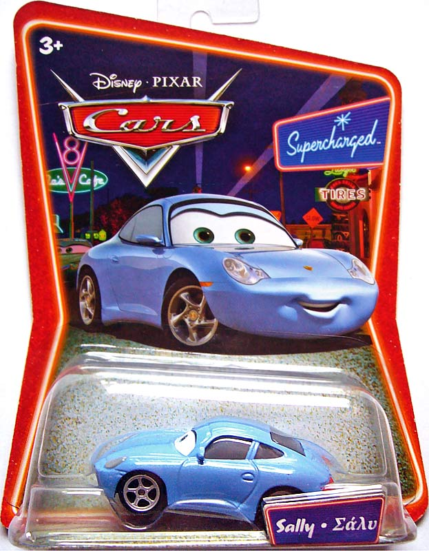 Supercharged sally single - Voiture sally cars ...