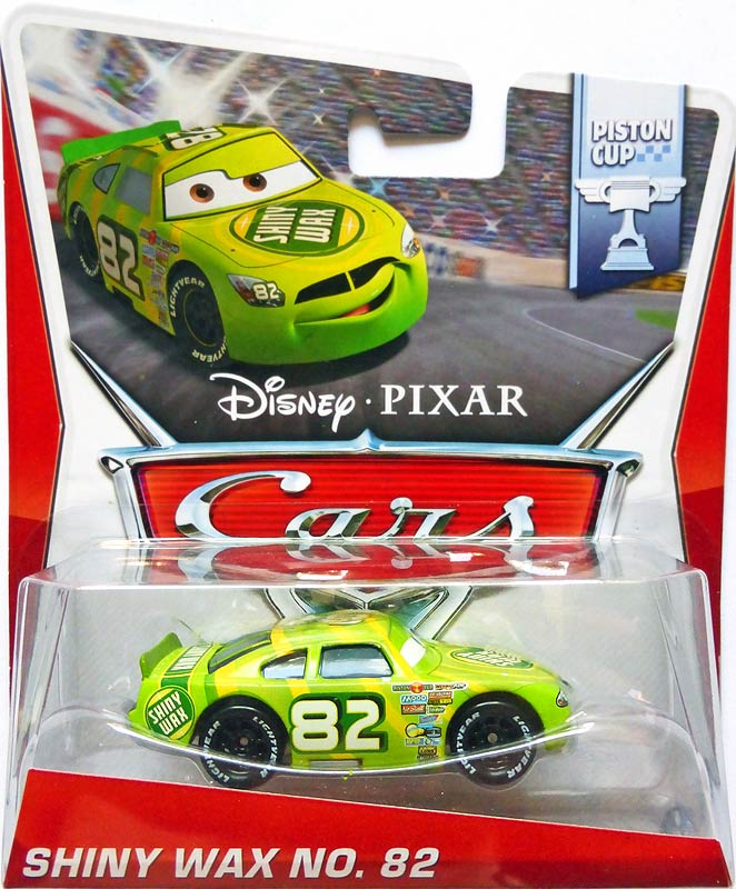 world of cars 2014 11 16 shiny wax single piston cup. Black Bedroom Furniture Sets. Home Design Ideas