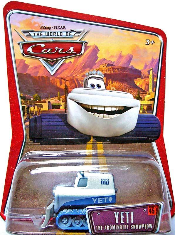 - #45. Yeti, the abominable snowplow - Single