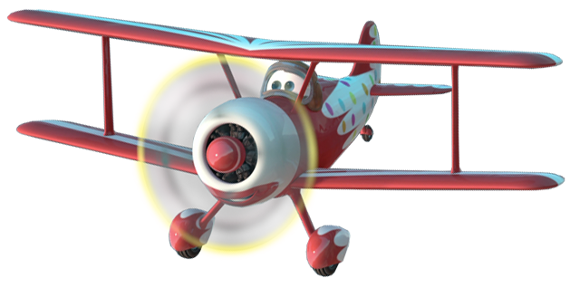 [Cars Toons] Take Flight Barney_stormin