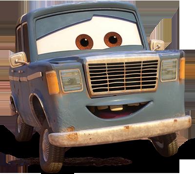 Cars  Fred Otis