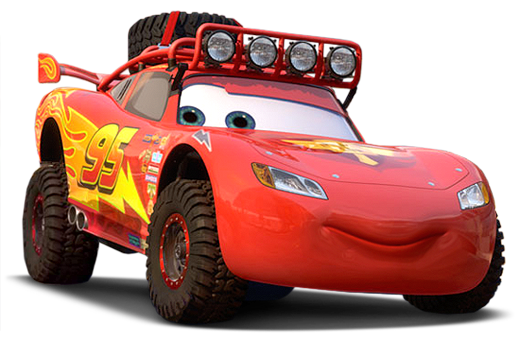 world of cars pr sentation du personnage flash mcqueen lightning mcqueen. Black Bedroom Furniture Sets. Home Design Ideas
