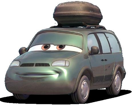 La production de véhicules Cars 1 n'est pas finie !!! Van