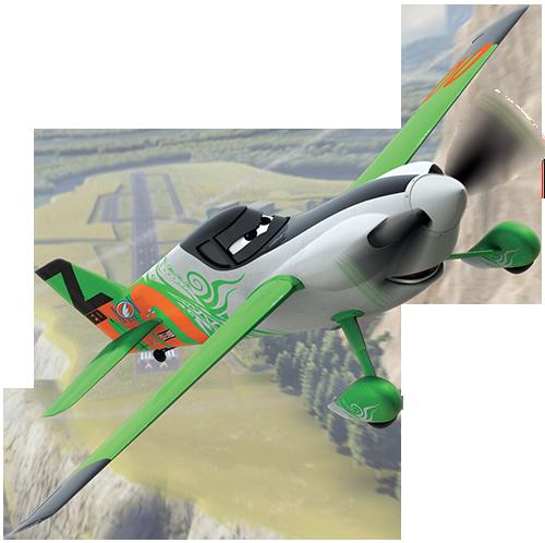 Titre : ailerons adaptables Zed