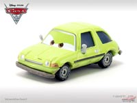 Amazon.com: Disney/Pixar Cars Neon Die-Cast, Raoul Caroule: Toys ...   150x200