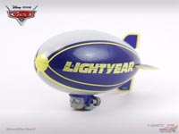Al Oft The Lightyear Blimp (tiny version)