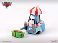 Les cars disponibles uniquement en loose Christmas_guido