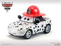 Les cars disponibles uniquement en loose Dalmatian_tia