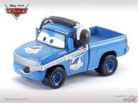 Les cars disponibles uniquement en loose Dinoco_crew_chief