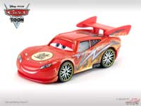 Dragon Lightning McQueen