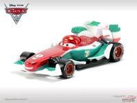 Francesco Bernoulli with Metallic Finish