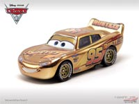 """Golden"" Lightning McQueen"