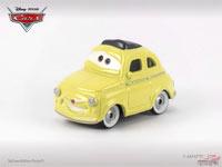 Les cars disponibles uniquement en loose Luigi
