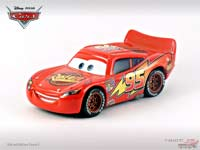 Lightning McQueen (without Rusteze sticker)